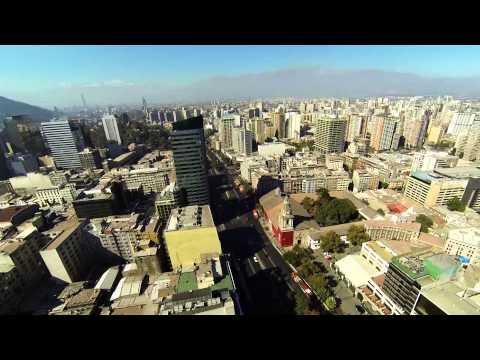 Santiago Drone Video