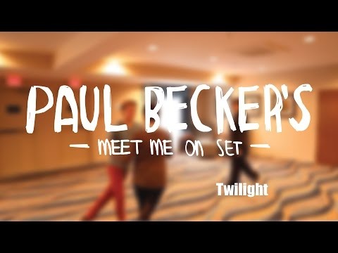 rathbone - Twilight Breaking Dawn Rehearsals Behind the scenes Follow Paul Becker @paulbecker79.