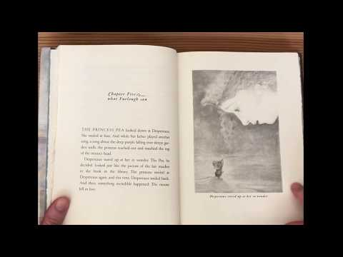 (Chapters 3-5) The Tale of Despereaux by Kate DiCamillo - Story Time with Ms. Emily