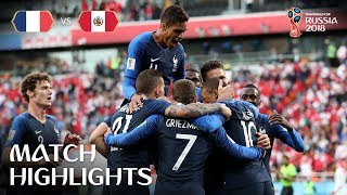 Video France v Peru - 2018 FIFA World Cup Russia™ - Match 21 MP3, 3GP, MP4, WEBM, AVI, FLV Juli 2018