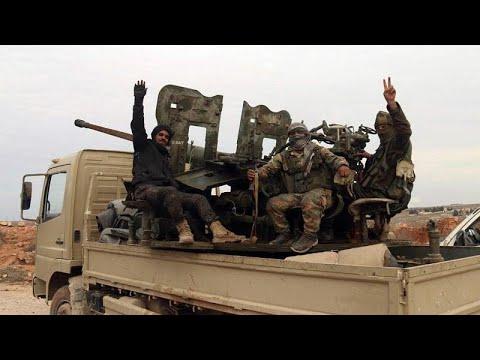 Άσαντ: Ο στρατός θα συνεχίσει τις επιθέσεις μέχρι την ήττα των τζιχαντιστών …