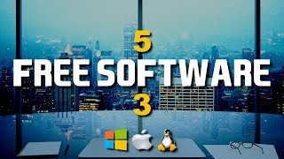 Video 5 Free Software That Are Actually Great! 3 (2018) MP3, 3GP, MP4, WEBM, AVI, FLV Agustus 2018