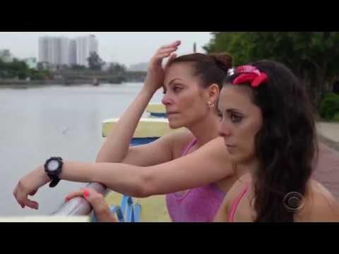 Corinne & Eliza Explosive Elimination - Amazing Race 31