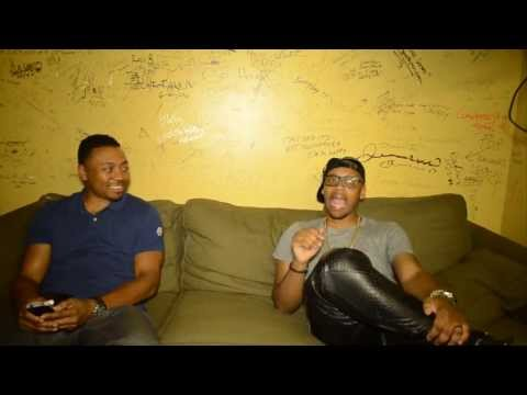 Na'im Lynn And Lavar Walker Talk Kevin Hart's Plastic Cup Boyz Tour