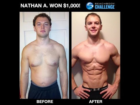 BEST P90X Results – Ripped Transformation