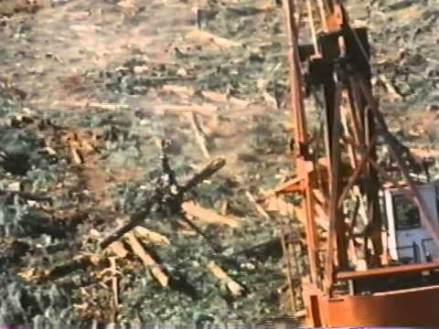 S. Madill Ltd - 1983 Promotional Sales Video - Yarders and Loaders