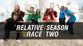 Relative Race - Season 2: What Connects Us - BYUtv