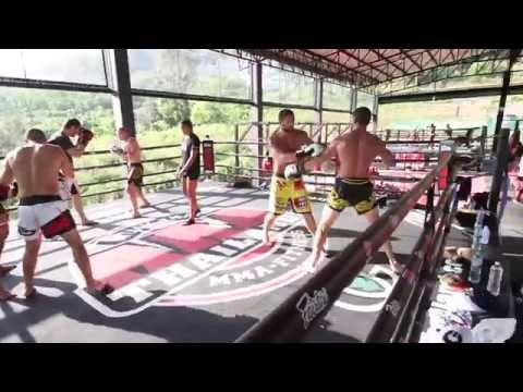 Welcome To AKA Thailand! Development Highlight – MMA Muay Thai Fitness Camp Phuket Thailand