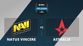 Na'Vi vs Astralis, game 1
