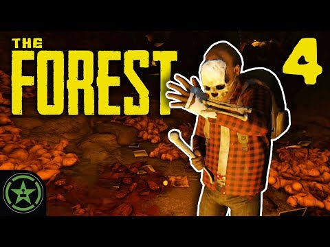 Zero Sanity - The Forest (#4) | Let's Play (видео)