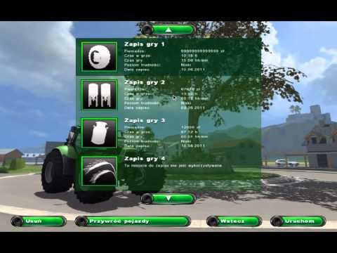 Jak wpisać kod w Symulator Farmy 2011 - KASA Sorki za literówki i