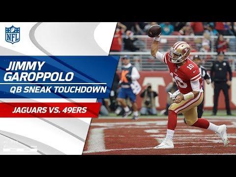 Video: Garoppolo's QB Sneak for TD Caps Off Opening Drive vs. Jags! | Jaguars vs. 49ers | NFL Wk 16