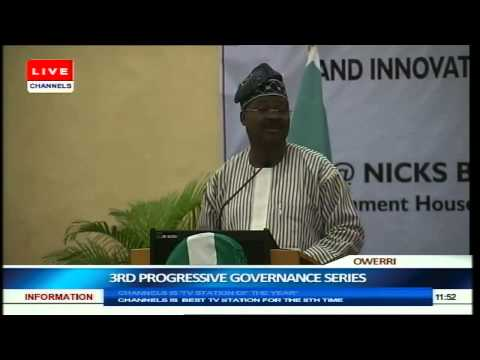 celebrates - The Oyo State Governor, Mr Abiola Ajimobi, noted that