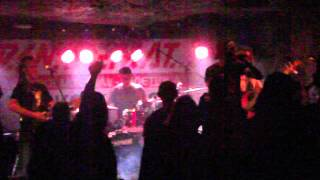 Video TRIBE - Inhuman selfdestructive live at Traktor Rockfest 2013