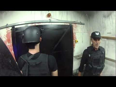 real zombie - I had the chance to do IRL Shooter's Patient Zero real life zombie apocalypse. The footage from my helmet cam was a bit dark but you get the idea. It's prett...