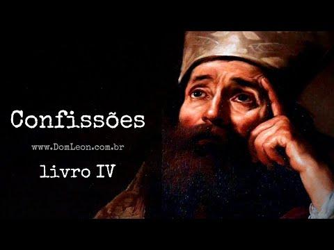 AudioBook: Confissões, Santo Agostinho de Hipona livro IV