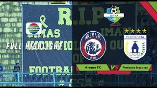 Video Arema FC (3) vs (1) Persipura Jayapura - Full Highlight | Go-Jek Liga 1 bersama Bukalapak MP3, 3GP, MP4, WEBM, AVI, FLV Desember 2018