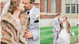 Calgary Wedding Photographer: Foothills Mennonite Church & Calgary Elks Lodge Golf Club - Video