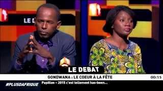 Les débatteurs s'expriment sur l'Etat du Gondwana Le débat décalé avec Tatiana Rojo et Mamane, animé par Robert Brazza Emission du 26 décembre 2014 diffusée ...