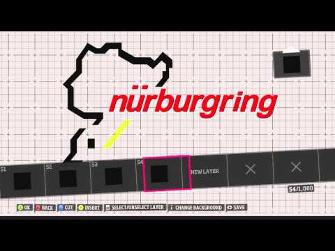 Forza Horizon - Custom Vinyl Group - Nurburgring Decal