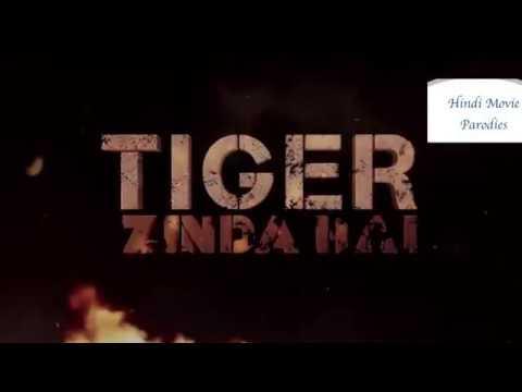 Tiger Zinda Hai (spiderman edition) (english subtitles)