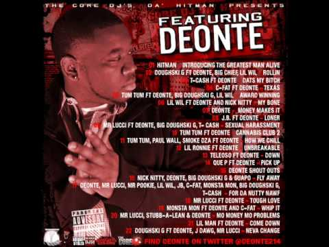 Featuring Deonte - 09 - Mr Lucci ft Deonte, Big Doughski G,T- Cash - Sexual Harrassment