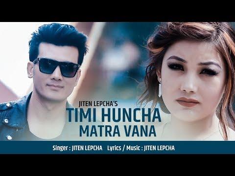 "(Jiten Lepcha's - ""TIMI HUNCHHA MATRA"" Ft. Ashok & Sitalmit | Nepali Pop Song 2018/2075 - Duration: 3 minutes, 52 seconds.)"