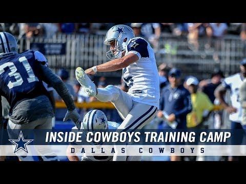 Point/Counterpoint: Alarmed By Dan Bailey? | Dallas Cowboys 2018