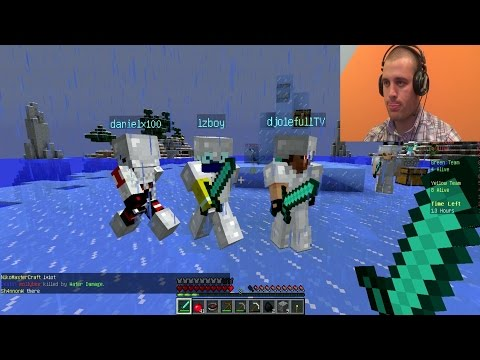 Minecraft Mini-Igre ep.23 [Srpski Gameplay] ☆ SerbianGamesBL ☆
