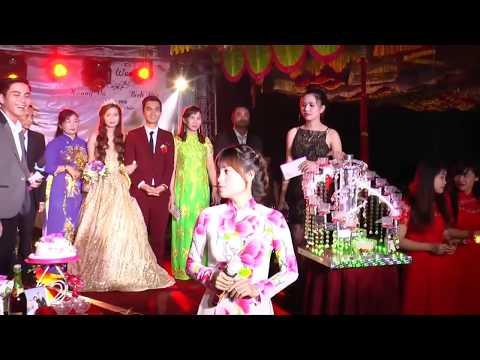 Tình Nghèo Có Nhau Hát Live đám cưới cực hay 2017