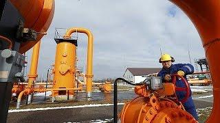 Ukrayna'dan Gazprom'a 15 milyon dolarlık ön ödeme