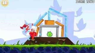 Angry Birds Guide YouTube video