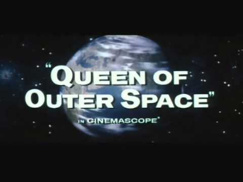 Queen Of Outer Space Trailer (1958)