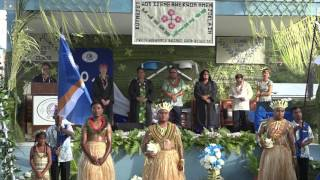 College of the Marshall Islands presents 24th Commencement Exercises.