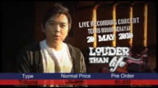 Konser Sidney Mohede (Louder Than Life)