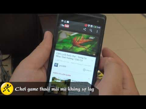 Video về HTC Desire 600