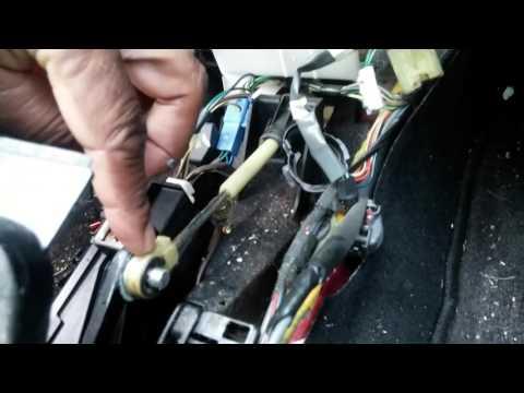 2001 Toyota Corolla Automatic Shift Cable
