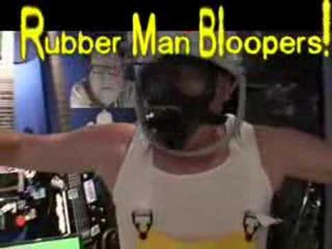 Deadman Bloopers Out Takes!
