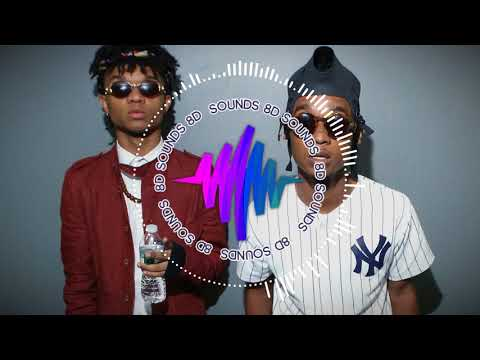 Swae Lee, Slim Jxmmi, Rae Sremmurd - Guatemala | 8D SOUNDS
