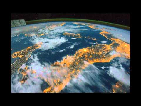 Wiew of Earth from Space