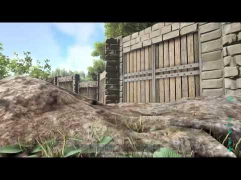 ARK: Survival Evolved INVISIBLE KIKE (видео)