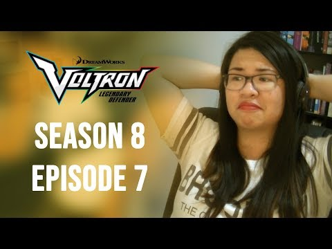 HUNK JUST SAVED THE UNIVERSE – Voltron Season 8 Episode 7 Reaction