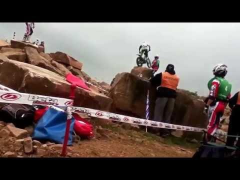 World trial British round 2015 section 9 (видео)