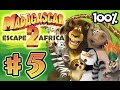 Madagascar Escape 2 Africa Walkthrough Part 5 x360 Ps3