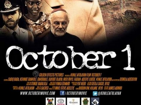 October 1st - Kunle Afolayan Nollywood Nigerian Movie Review