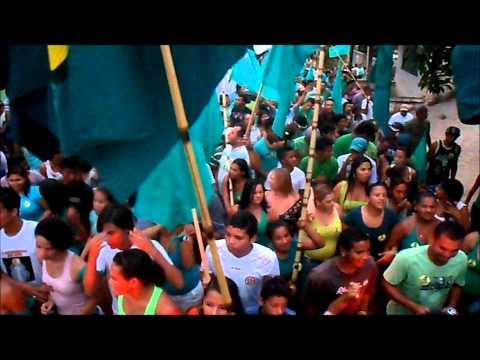 Arrastão Nilsinho Silva em Umarí, Tibau do Sul- Blog Phablo Galvão.wmv