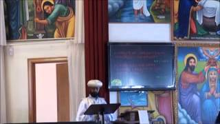 ያመነች ብጽእት ናት Yamenech Betset Nat - Ethiopian Orthodox Teaching By Abune Yohannes