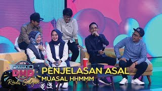 Video Penjelasan Asal Muasal HHMMM - DMD Rindu Sabyan (20/11) MP3, 3GP, MP4, WEBM, AVI, FLV Desember 2018