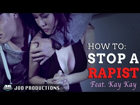 How to Stop a Rapist? Ft. Yan Kay Kay (видео)