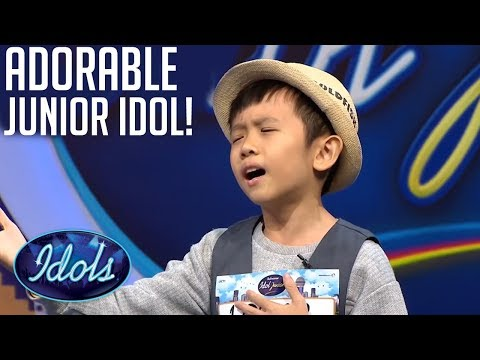 ADORABLE AUDITION On Indonesian Idol Junior! | Idols Global
